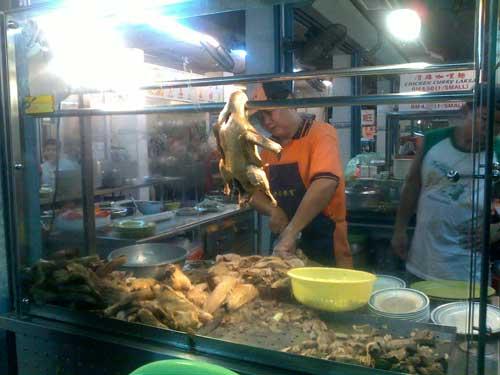 Kan Heong Restaurant Braised Duck